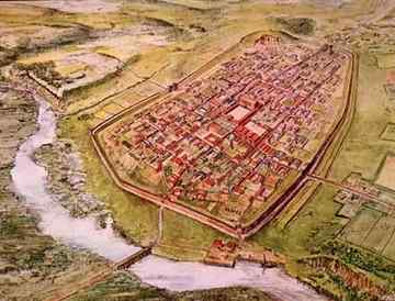 Discovery Of Roman Fort Changes History Of Occupation Of